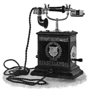 Old Telephone – 1896