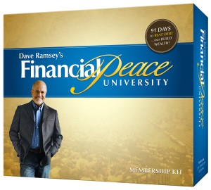 Financial Peace University and Dave Ramsey LIVE! Ticket Giveaway