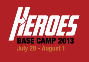 Base Camp 2013: HEROES