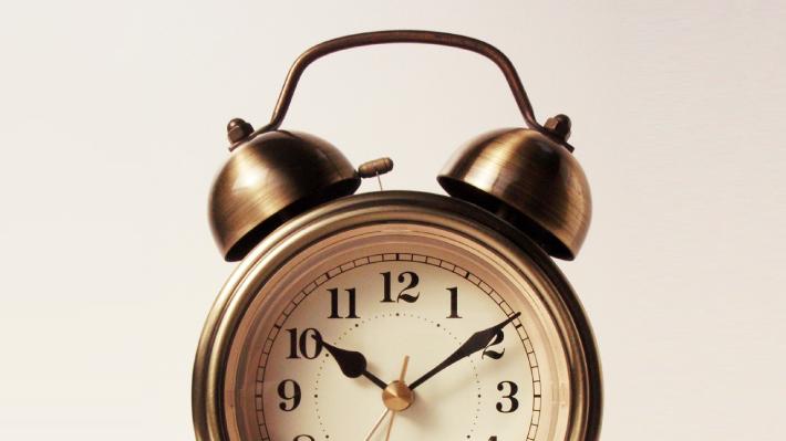 Service times, clock