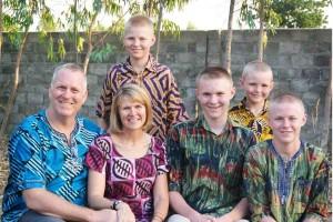 The DeKryger Family – December 2015
