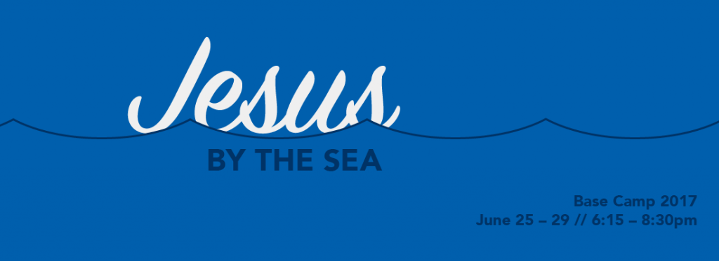 Jesus by the Sea