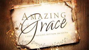 New Sermon Series: Amazing Grace (Advent 2017)