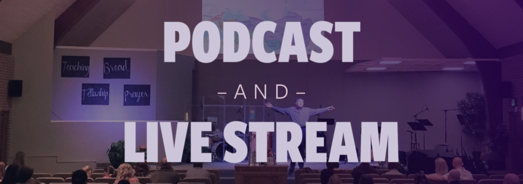 Podcast and Live Video Stream