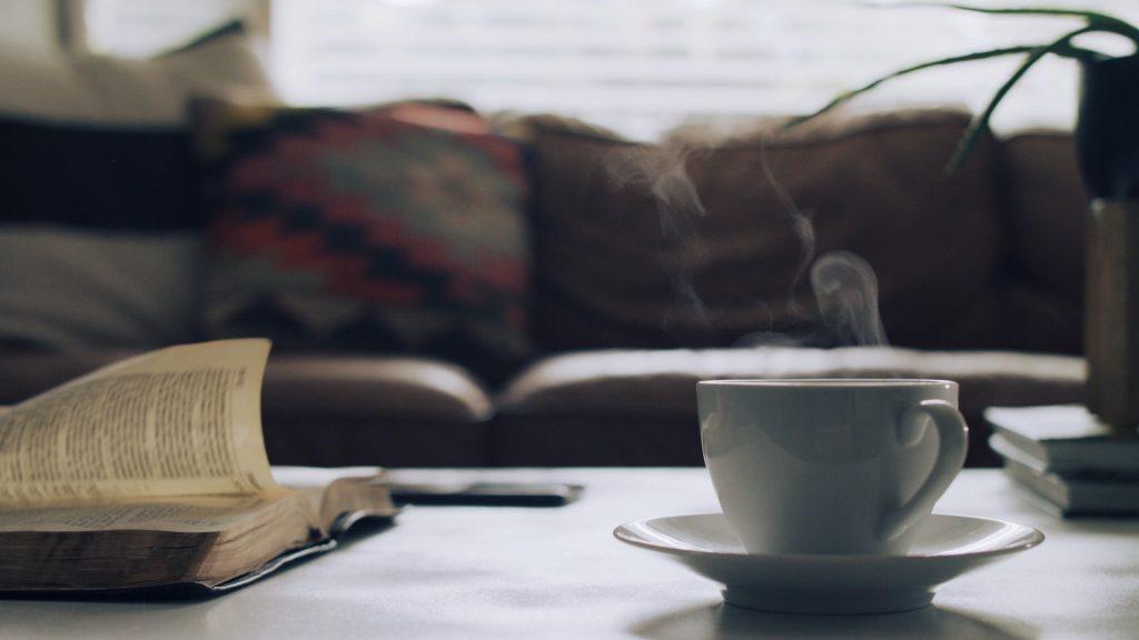 Coffee + Bible Study