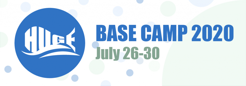 HUGE: Base Camp 2020